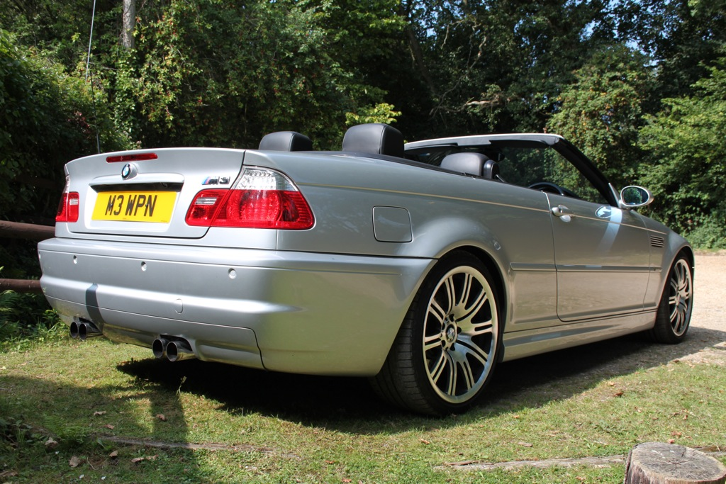 BMW M3 E46 3.2 Straight Six 343 bhp