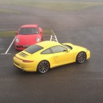 Porsche Experience Center – 991 Carrera 4