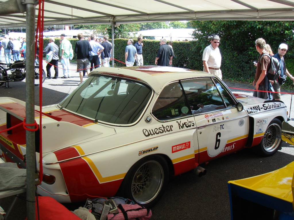 BMW csl goodwood