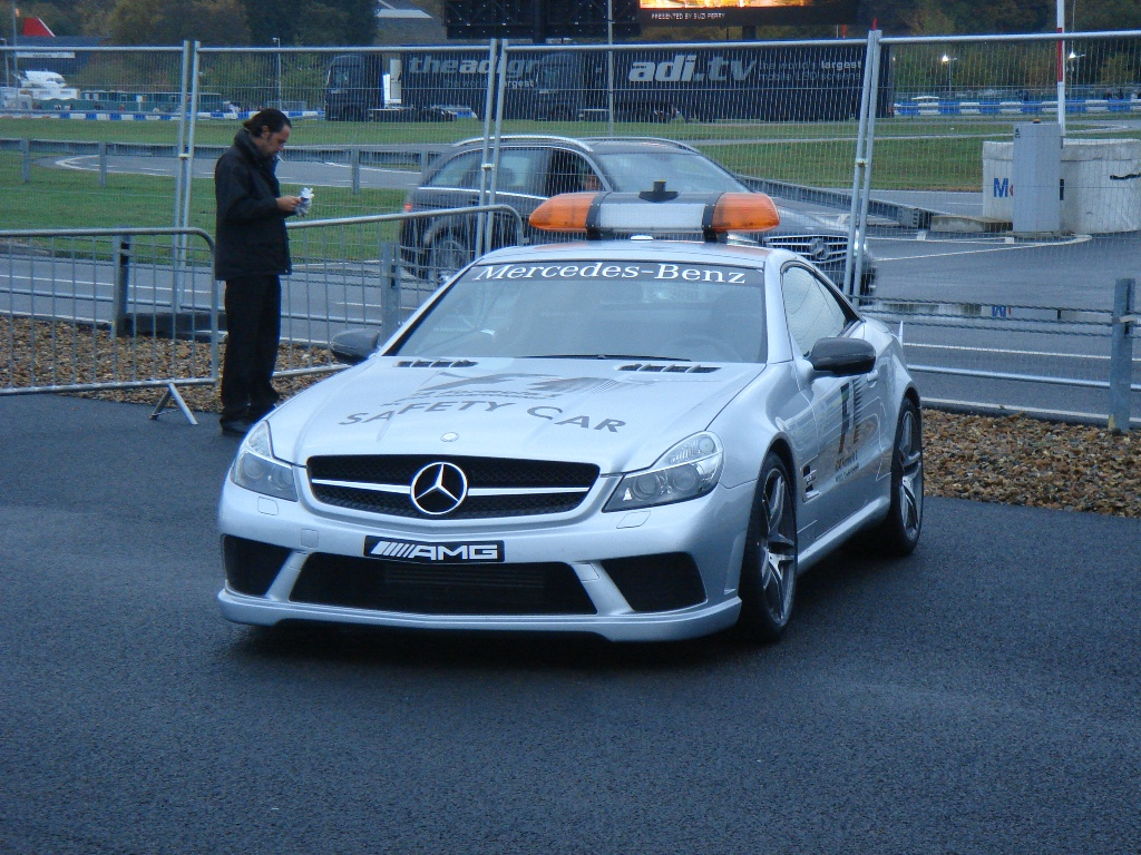 F1 Pace Car