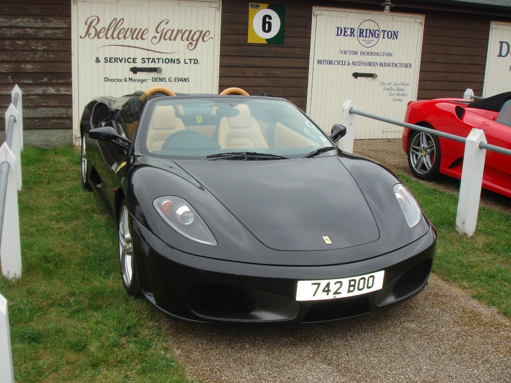 Ferrari 430 Cabriolet
