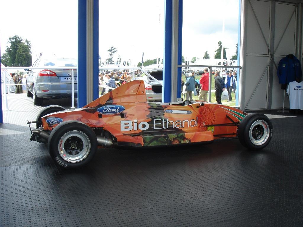 Ford bio ethanol