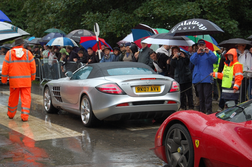 goodwood mercedes slr cabriolet