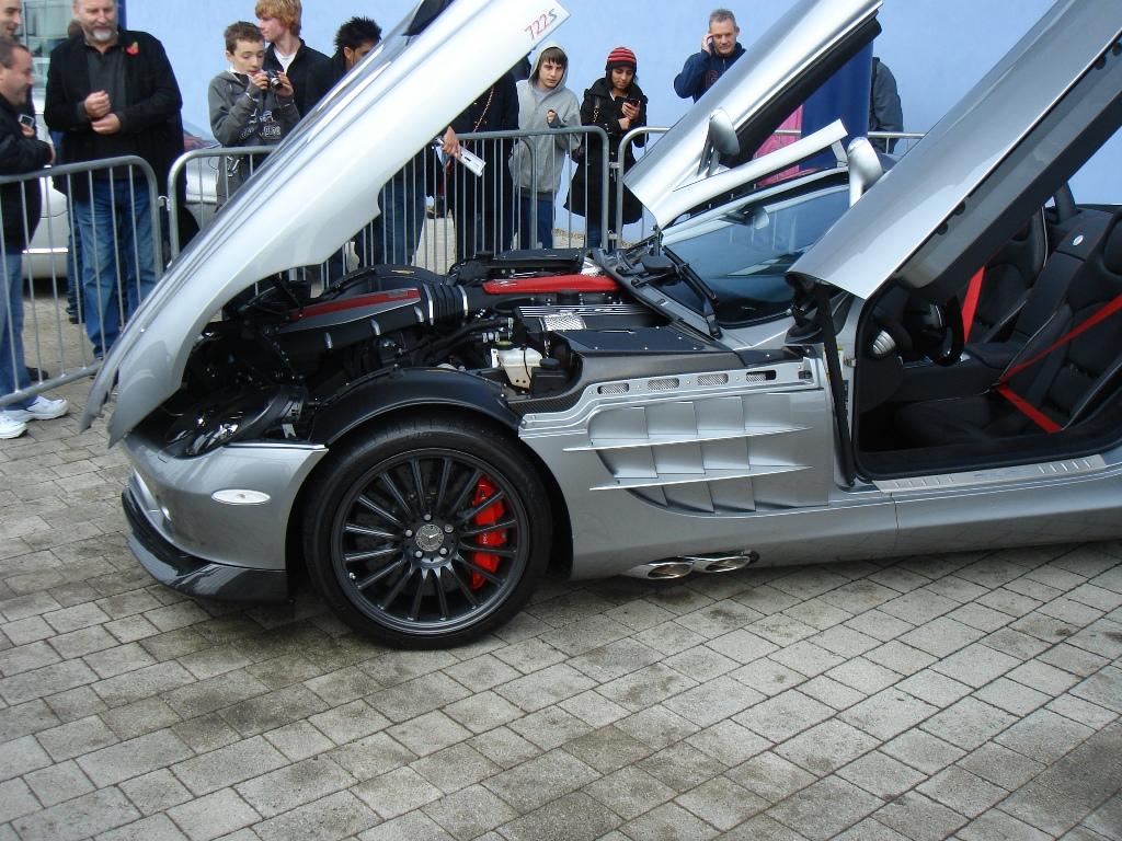 Mercedes-Benz SLR 722