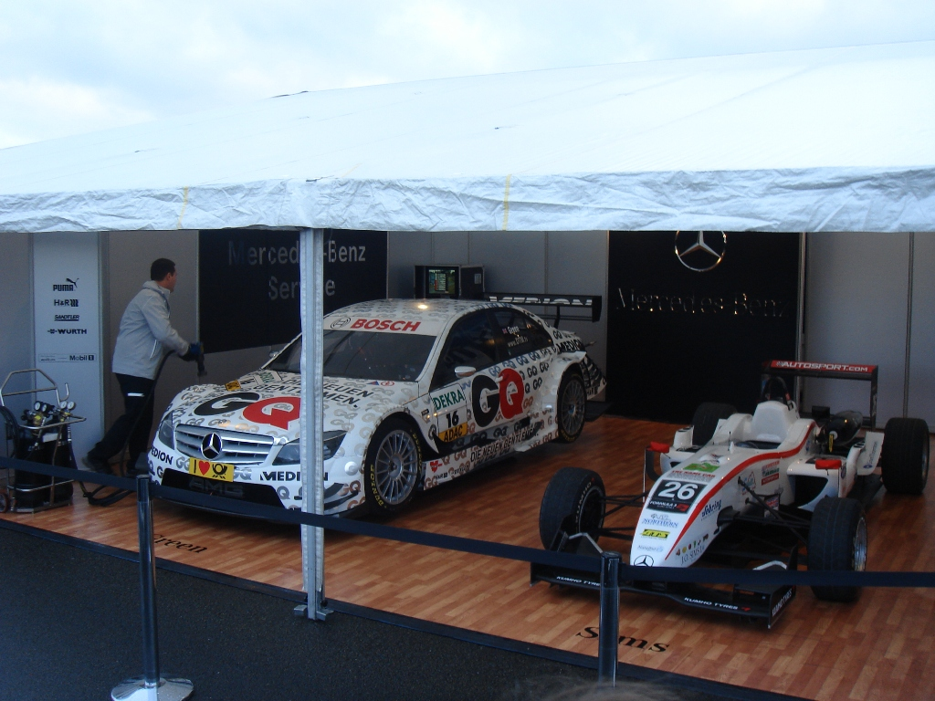 Mercedes-Benz Touring Car