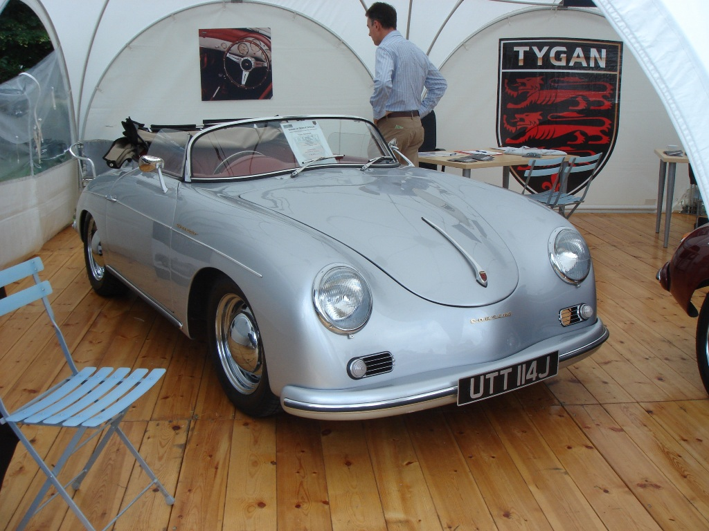 Porsche 356 goodwood