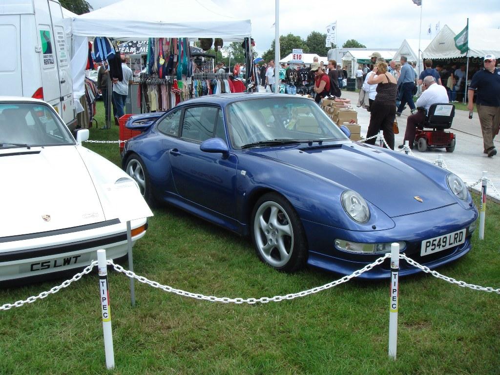 Porsche 911 993 c2s