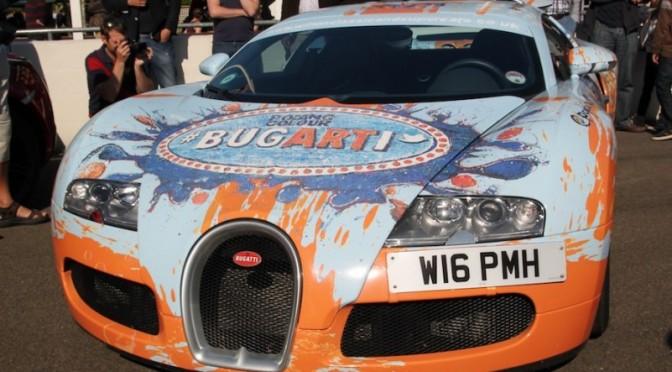 Super Car Sunday, Goodwood