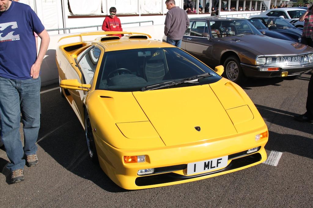 Lamborghini Diablo MILF