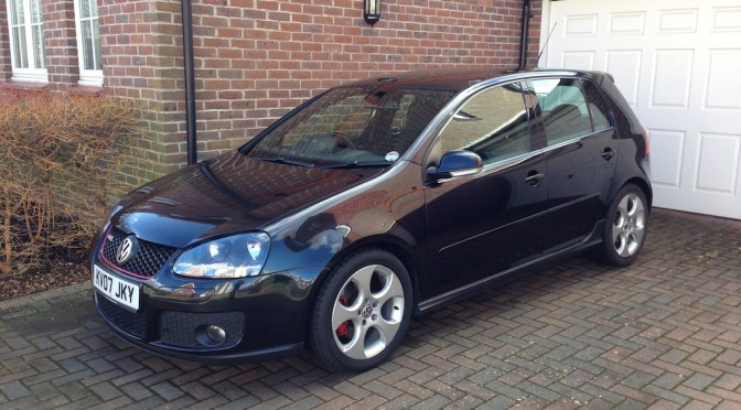 Volkswagen Golf GTI MK5 – 1 year on
