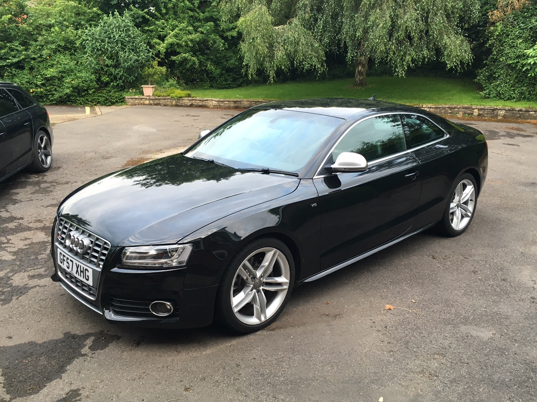 Audi S5 V8 Daily Driver Fast German Cars
