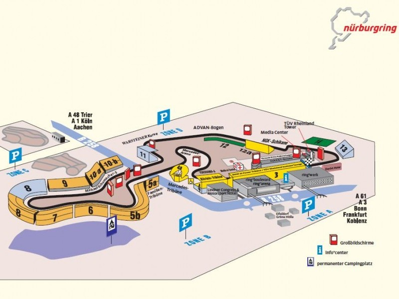 German Grand Prix Road Trip