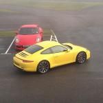 Porsche Experience Center – 991 Carrera 4