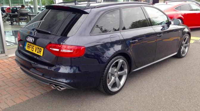 Audi S4 Avant – Update