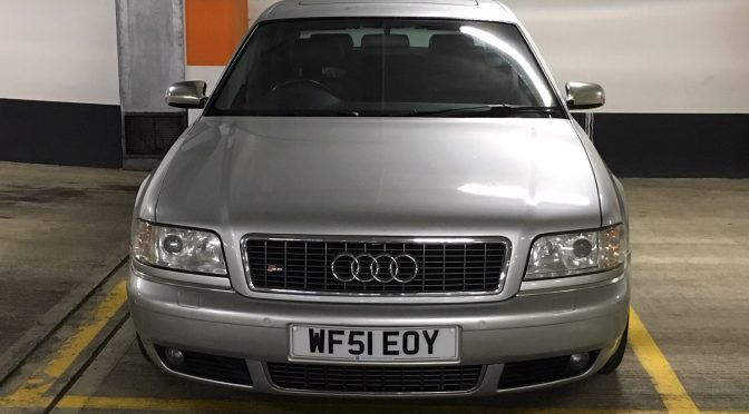 Audi S8 D2 Daily Driver
